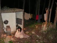 Parco Urbano della Misericordia - LA BIBBIA NEL PARCO - Quadri viventi: 2. Giuditta - 5 gennaio 2009   - Valderice (2582 clic)