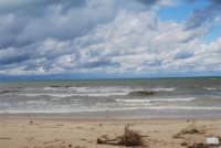 Contrada Canalotto - il mare d'inverno - 13 febbraio 2009  - Alcamo marina (2922 clic)