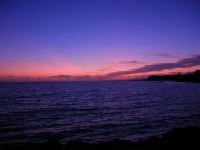 il mare al crepuscolo - 5 ottobre 2008   - Marinella di selinunte (881 clic)