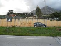 periferia est - auto contro palo - 9 dicembre 2009  - Castellammare del golfo (2287 clic)