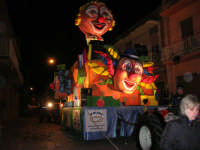 Carnevale 2009 - XVIII Edizione Sfilata di carri allegorici - 22 febbraio 2009    - Valderice (2278 clic)