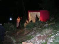 Parco Urbano della Misericordia - LA BIBBIA NEL PARCO - Quadri viventi: 3. Davide - 5 gennaio 2009   - Valderice (2638 clic)