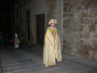 Epifania drammatizzata con quadri viventi a Salemi - 6 gennaio 2009   - Salemi (2581 clic)