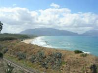 spiaggia di ponente e golfo di Castellammare - 5 ottobre 2008  - Balestrate (992 clic)