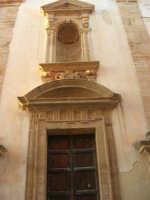 Chiesa dell'ex Collegio dei Gesuiti - particolare - 11 ottobre 2007   - Salemi (2281 clic)