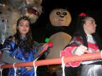 Carnevale 2009 - Sfilata carri allegorici - 24 febbraio 2009   - Balestrate (3849 clic)
