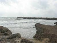 mare mosso - 1 marzo 2009  - Marinella di selinunte (1653 clic)