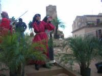 Epifania drammatizzata con quadri viventi a Salemi - interpreti durante le prove - 6 gennaio 2009   - Salemi (2654 clic)