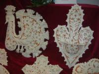 Cene di San Giuseppe - Mostra Sguartucciati di pane e di ceramica - 15 marzo 2009   - Salemi (2030 clic)
