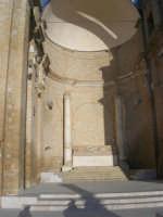 resti della Chiesa Madre - 11 ottobre 2007   - Salemi (2423 clic)
