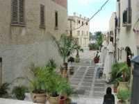 Via Fiume e Largo Petrolo - 20 settembre 2009  - Castellammare del golfo (1590 clic)