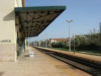 Stazione di Castellammare del Golfo - 2 novembre 2008  - Alcamo marina (1281 clic)