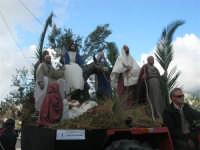 Processione della Via Crucis con gruppi statuari viventi - 5 aprile 2009   - Buseto palizzolo (1732 clic)