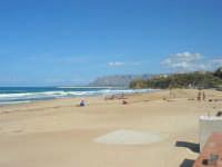 spiaggia di ponente e golfo di Castellammare - 5 ottobre 2008  - Balestrate (973 clic)