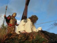 Processione della Via Crucis con gruppi statuari viventi - 5 aprile 2009   - Buseto palizzolo (1663 clic)