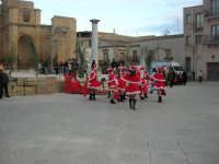Epifania a Salemi - piazza Alicia, dinanzi ai ruderi della Chiesa Madre - 6 gennaio 2009   - Salemi (3009 clic)