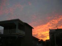 tramonto - 28 ottobre 2008  - Alcamo (666 clic)