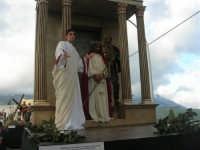 Processione della Via Crucis con gruppi statuari viventi - 5 aprile 2009   - Buseto palizzolo (2172 clic)