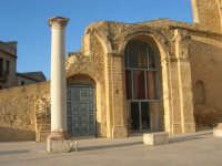 resti della Chiesa Madre - 11 ottobre 2007   - Salemi (2731 clic)