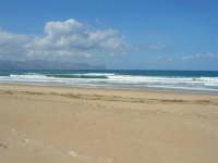 spiaggia di ponente e golfo di Castellammare - 5 ottobre 2008  - Balestrate (1126 clic)
