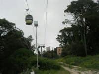 sul monte Erice - la funivia - 1 maggio 2009  - Erice (2531 clic)