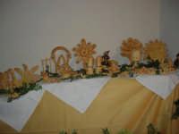Cene di San Giuseppe - 15 marzo 2009   - Salemi (2367 clic)
