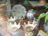 ceramiche in vetrina - 8 febbraio 2009  - Trapani (3417 clic)