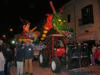 Carnevale 2009 - XVIII Edizione Sfilata di carri allegorici - 22 febbraio 2009   - Valderice (2187 clic)