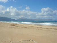 spiaggia di ponente e golfo di Castellammare - 5 ottobre 2008  - Balestrate (984 clic)