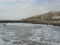 mare mosso - 1 marzo 2009  - Marinella di selinunte (1606 clic)