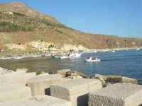 al porto - 18 agosto 2007    - Castellammare del golfo (604 clic)