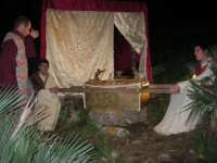 Parco Urbano della Misericordia - LA BIBBIA NEL PARCO - Quadri viventi: 3. Davide - 5 gennaio 2009   - Valderice (2834 clic)