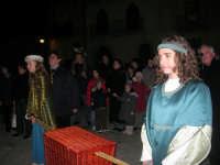 Epifania drammatizzata con quadri viventi a Salemi - 6 gennaio 2009   - Salemi (2535 clic)