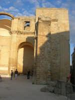 resti della Chiesa Madre - 11 ottobre 2007   - Salemi (2170 clic)