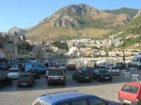il paese visto dal porto - 18 agosto 2007    - Castellammare del golfo (658 clic)
