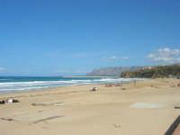 spiaggia di ponente e golfo di Castellammare - 5 ottobre 2008  - Balestrate (1007 clic)