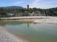 Baia di Guidaloca - fiume - Papirolandia e Torre di avvistamento - 21 febbraio 2009  - Castellammare del golfo (2540 clic)
