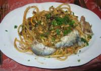 bucatini con finocchi e sarde - 3 maggio 2009  - Buseto palizzolo (3835 clic)