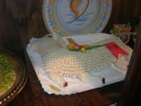 agnello pasquale in vetrina - 1 maggio 2008   - Erice (2597 clic)