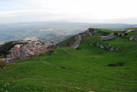 panorama - 9 novembre 2008  - Caltabellotta (960 clic)