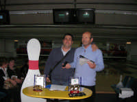 Bowling di Trapani - ARCA SICILIA - Sezione Sportiva di Trapani - 3° Torneo di Bowling - 30 novembre 2008  - Trapani (1340 clic)