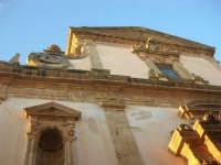 Chiesa dell'ex Collegio dei Gesuiti - particolare - 11 ottobre 2007   - Salemi (2230 clic)
