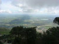 panorama dal monte Erice - 1 maggio 2009   - Erice (1856 clic)