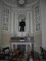 interno Chiesa Madre, dedicata a S. Nicolò di Bari - 23 aprile 2006   - Chiusa sclafani (1951 clic)