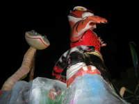 Carnevale 2009 - Sfilata carri allegorici - 24 febbraio 2009   - Balestrate (3375 clic)