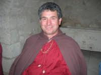 Festeggiamenti Maria SS. dei Miracoli - All'interno del Castello, aspettando che abbia inizio Il Corteo dei Conti di Modica - 20 giugno 2008  - Alcamo (621 clic)