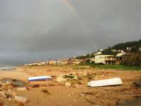 Zona Tonnara - la spiaggia d'inverno - 8 febbraio 2009  - Alcamo marina (2728 clic)