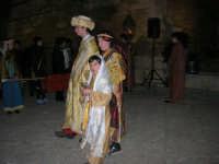 Epifania drammatizzata con quadri viventi a Salemi - 6 gennaio 2009   - Salemi (2634 clic)