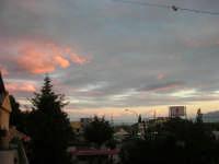 panorama nord all'alba - 20 novembre 2008  - Alcamo (646 clic)