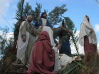 Processione della Via Crucis con gruppi statuari viventi - 5 aprile 2009   - Buseto palizzolo (1840 clic)
